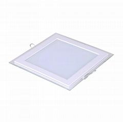 Glass panel light - Square, 6W (12W /