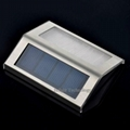 Solar stair light / solar garden light