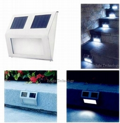Solar stair light / sol