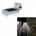 Solar Security Light with PIR motion sensor