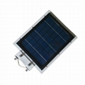 6W all in one solar street light, LED solar street light