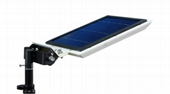 6W Integrated LED Solar street light - poles for choice