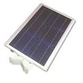 12W Integrated Solar LED street light - All in one LED solar garden light