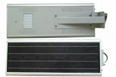18W Integrated Solar LED