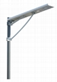 40W Integrated Solar LED street light,
