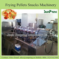 Macaroni Pasta Snacks Making Machine