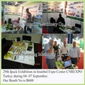 Turkey exhibition