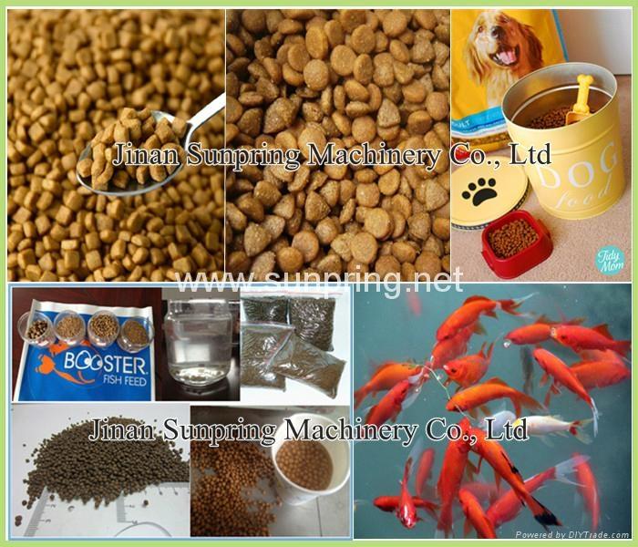 狗粮生产线设备 12