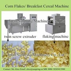 玉米片加工生产线