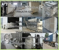 chocolate core filling packing machine