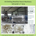 Modified Starch Making Machine For Oil Well Drilling