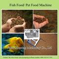 Fish Food Pellets Production Machine
