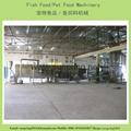 小产量鱼饲料机械设备生产线