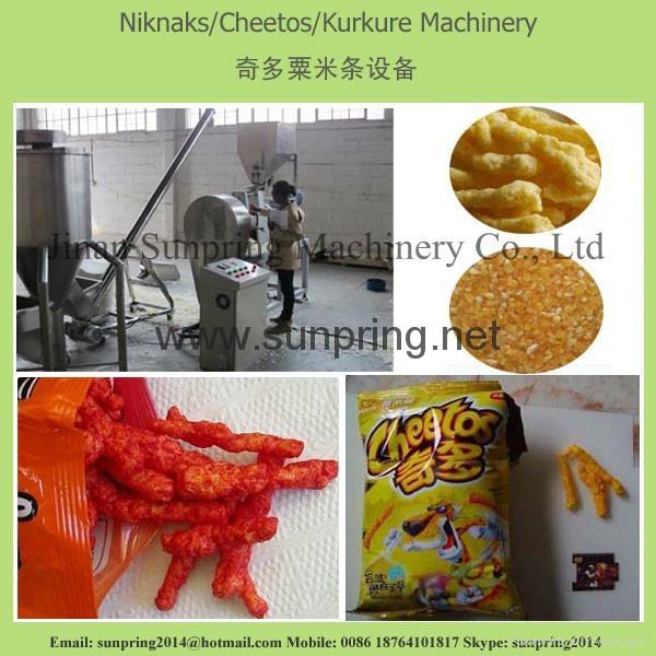 小辣椒粟米棒生产线 3