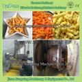 Frying Kurkure Snacks Machine
