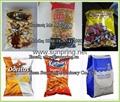 Snacks Vertical Packing Machine
