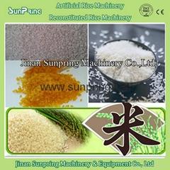 營養米速食大米加工線