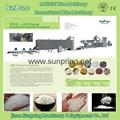 人造米速食大米生產線
