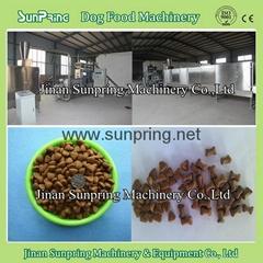 Steam Heating Dog Food Machine