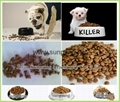 Pet Food Machine for Dog Food