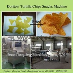 多力多滋玉米薄脆饼生产机械