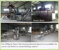 Pellet Fish Feed Processing Line