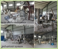 Steam Fish Feed Pellet Production Line