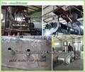 时产3吨的鱼饲料加工生产线设备