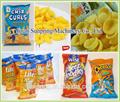 Puffed Snacks Corn Puffs Making Machine