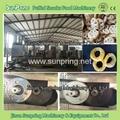 芝士球膨化小吃機械生產線 12