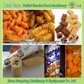 Cheese puffs snacks food machine