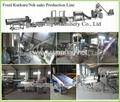 Fried Kurkrue Nik Naks Making Machine