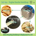 Frying Bugels Snacks Machine
