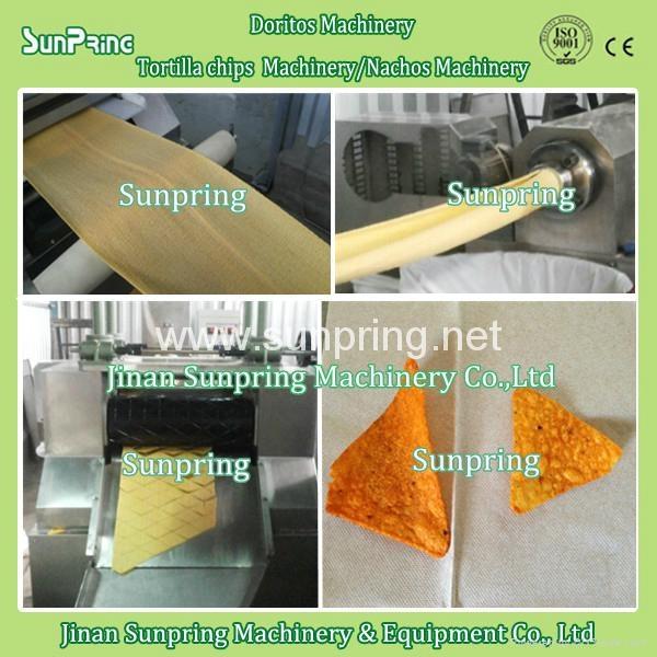 玉米薄脆饼机械设备 3