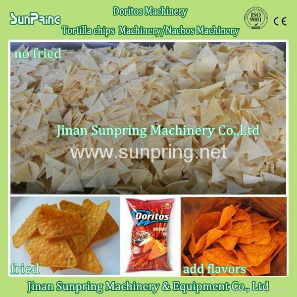 玉米薄脆饼机械设备 6