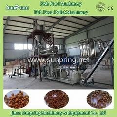 Pet Food Machine, Fish feed making machine