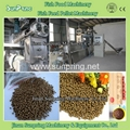 5ton fish food machine plant in China