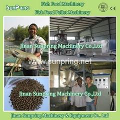 魚飼料機械生產線