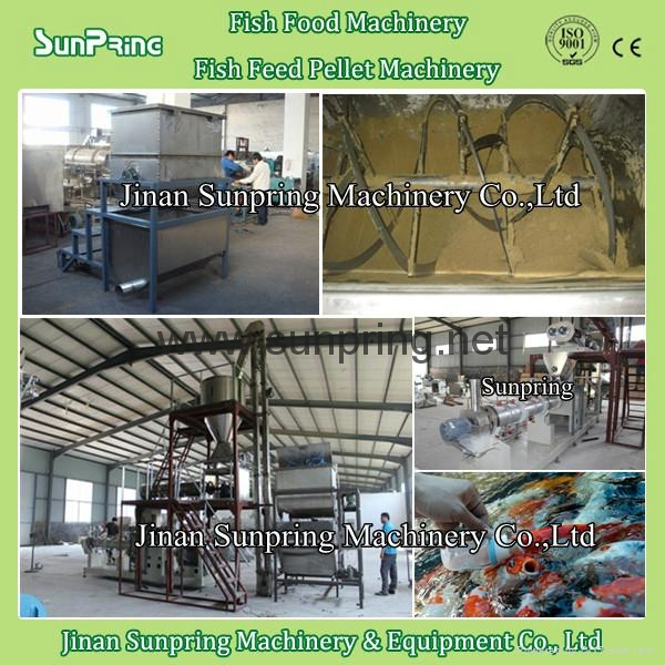 tilapia fish feed machine 3