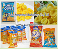 Corn Puffs Making Extruder Machine
