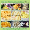 Cheese Ball Extruded Making Machine