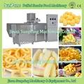 玉米泡芙膨化零食擠出機械