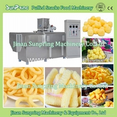 New Condition Extruder Machine For Corn Puffs Snacks