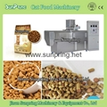 Dog Food Extrusion Machine