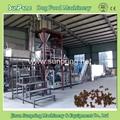 1ton/h dog food extruder making machine