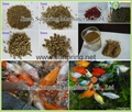 floating tilapia fish feed pellet machine