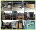 Extruded Fish Food Processing Plant