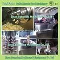 玉米泡芙零食挤出机机械设备 3