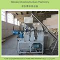 Fried Type Kurkure Snacks Machinery