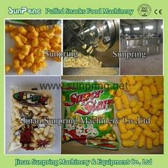 小产量玉米大米零食机械